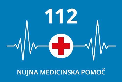 Nujna medicinska pomoč - dežurna ambulanta v urgentnem centru Slovenj Gradec
